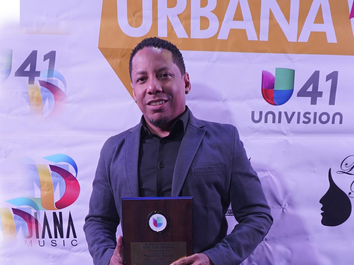 Miguelito Aguila recibirá un reconocimiento especial en Nueva York