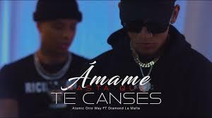 Atomic Otro Way estrena nuevo tema junto a Diamond La Mafia